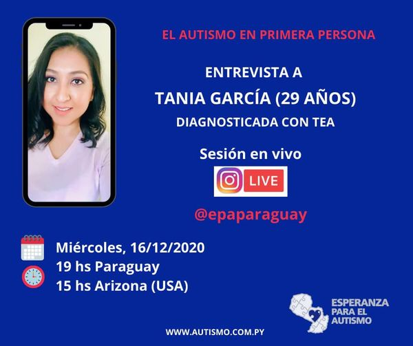 Entrevista a Tania García